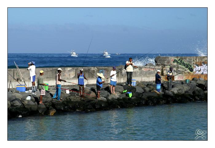 Pêcheurs du dimanche